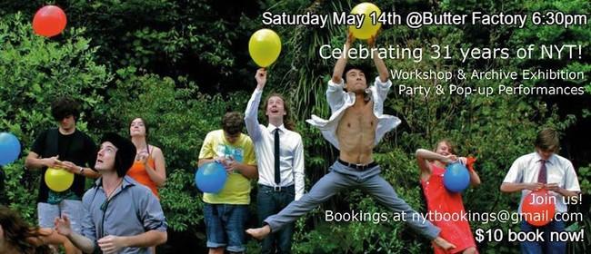 Northland Youth Theatre's 31st Birthday!