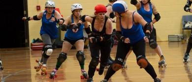 Otautahi Roller Derby Vs Timaru Derby Dames