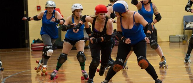 Otautahi Roller Derby Vs Timaru Derby Dames