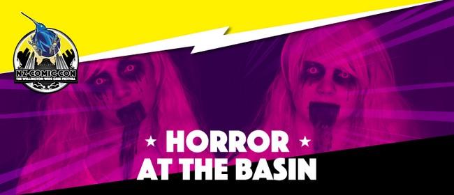 Horror At The Basin