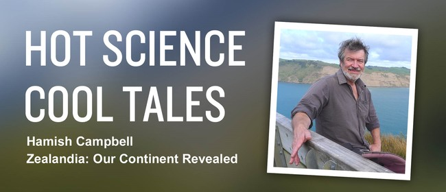 Hot Science Cool Tales - Hamish Campbell