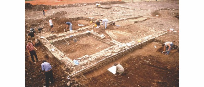 Digging Up Roman Britain
