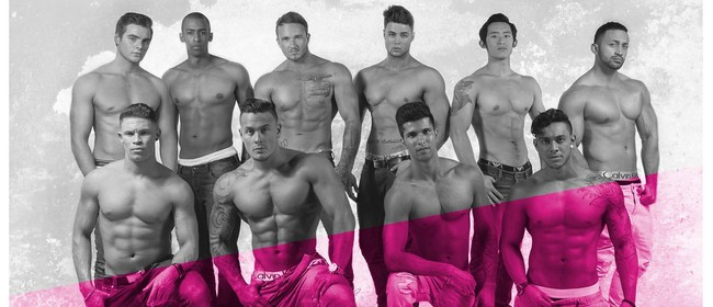 The Hottest Male Revue Show