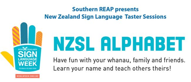 NZ Sign Language: Taster Sessions