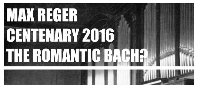 Reger, Liszt and B-A-C-H / Bruce Cash (organ)