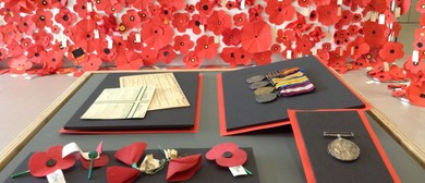 Poppy Making and First World War Installation