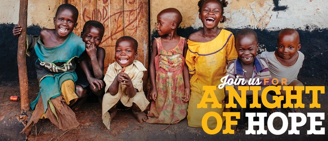 A Night of Hope with World Vision