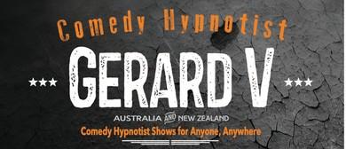 Comedy Hypnotist - Gerard V
