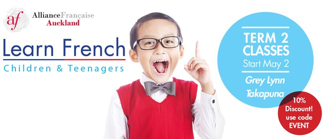 Children's French Classes