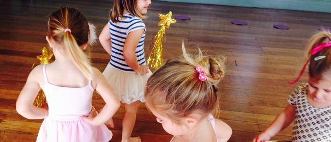 Ballerinaschool - Babyballerina+me Preschool Dance Class