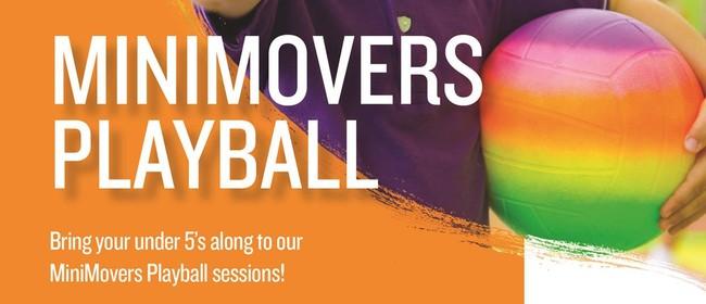 MiniMovers Playball