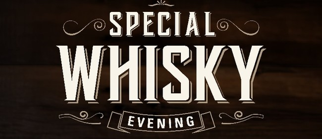 Special Whisky Evening