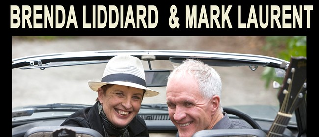 Mark Laurent & Brenda Liddiard in Concert
