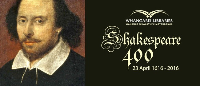 Shakespeare 400 at the Library