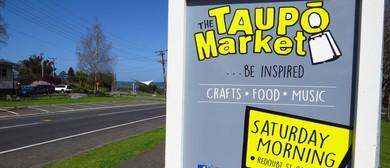 Taupo Market