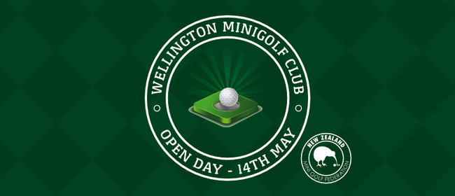 Wellington Minigolf Club Open Day