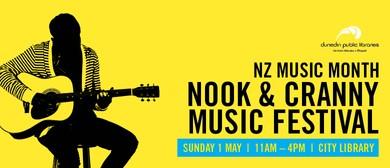 Nook & Cranny Music Festival