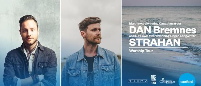 Dan Bremnes & Strahan Worship Tour