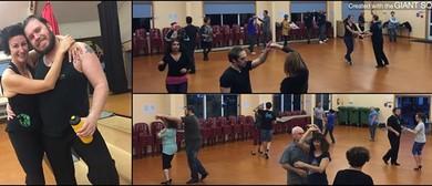 Sweet Azucar Beginners Salsa Class - Term 2