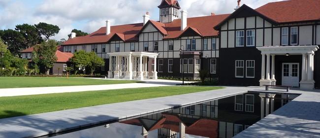 Government House Wellington Tour