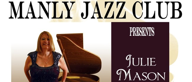 The Manly Jazz Club with Julie Mason