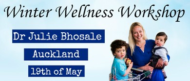 Dr Julie Bhosale - Winter Wellness Workshop
