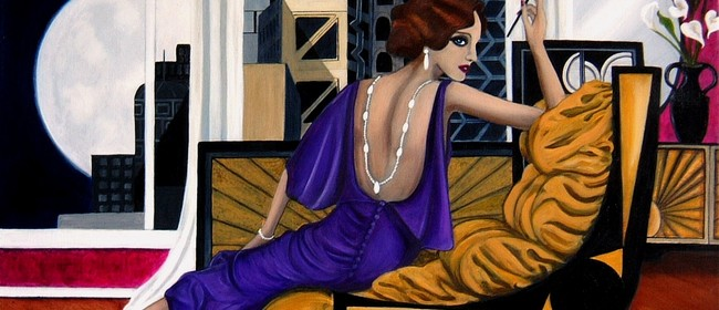 Pop Goes The Easel: The Art of Deco