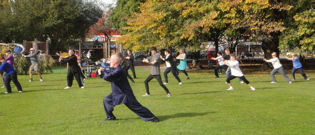 World Tai Chi and Qi Gong Day