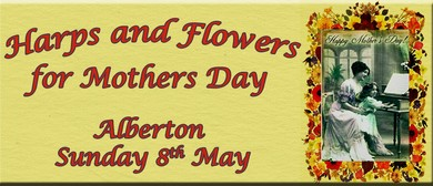 Harps and Flowers for Mother's Day: Concert