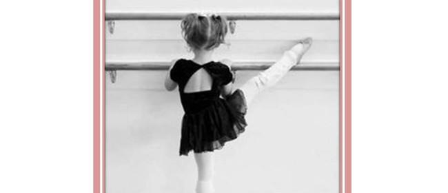 Tiny Ballerinas 3+
