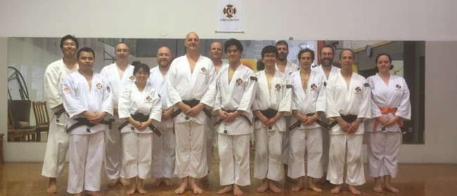 Shorinji Kempo Self Defence