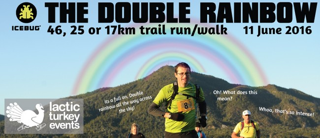 The Double Rainbow Trail Run/Walk