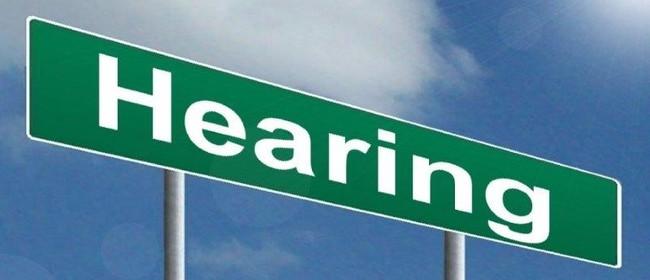 Managing Hearing Loss Talk