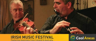 Ceol Aneas Irish Festival 2016