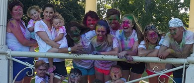 Colour Me Fun Run