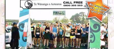Te Awamutu 5k, 10k and Half Marathon