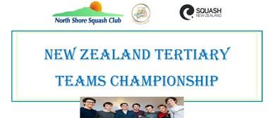 Tertiary Teams Challenge