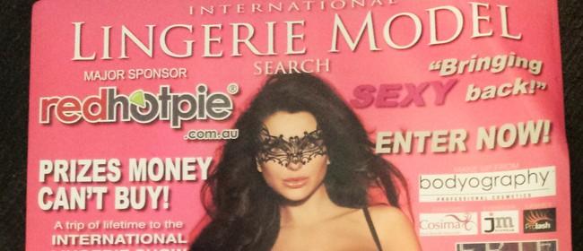Miss New Zealand - Lingerie Show