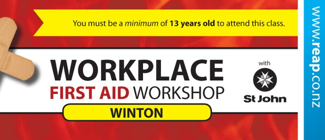 Winton Workplace First Aid Training