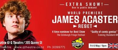 James Acaster : Reset - Extra Show