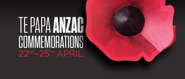 ANZAC Commemorations: Curator Talks