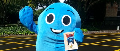 'Toot - The World's Tiniest Whale' Book Reading