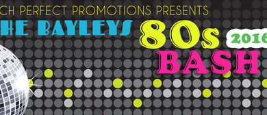 Bayleys 80s Bash 2016 with Automatic 80s