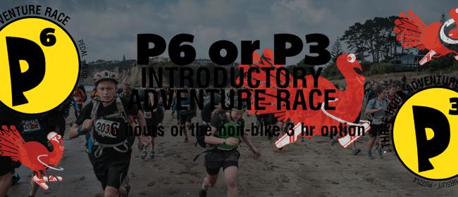 P6/P3 - Introductory Adventure Race