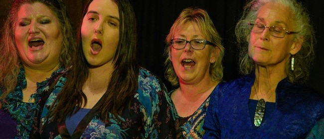 Women In Harmony: Fun, Dynamic Choir, Singing World Music
