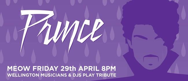 Prince – a Tribute Night
