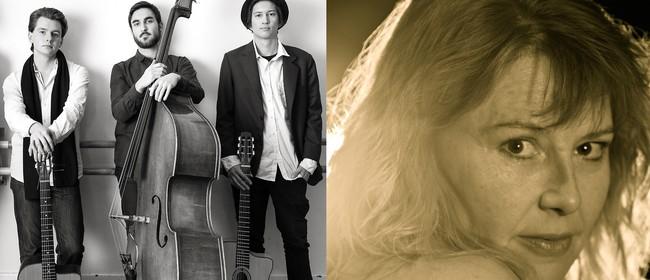 Creative Jazz Club: Twistin' the Swing/La Luna & the Gadjos