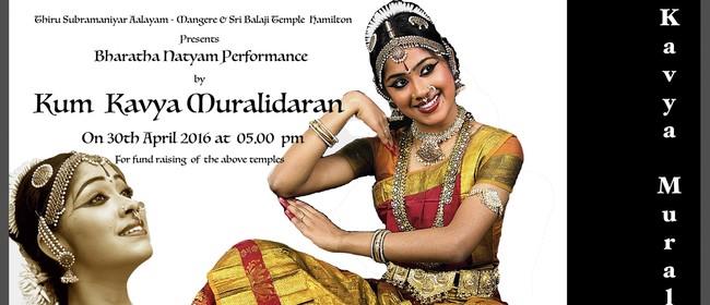 Bhrathanatyam Performance By Kavya Murlidharan