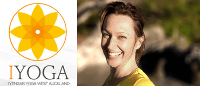 Yoga 10 week course at Iyoga with Tamar