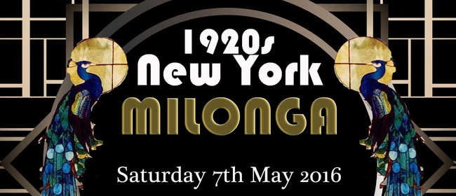 1920's New York Milonga